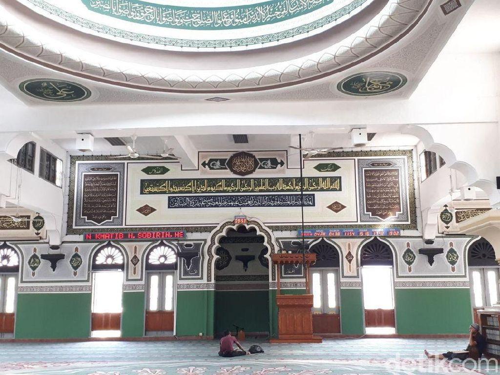 Begini Persiapan Masjid Al Azhar Gelar Salat Idul Fitri