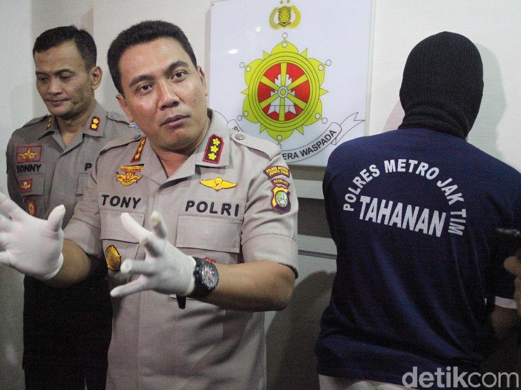 Cegah Aksi Teror Batu, Polisi Bentuk Tim Khusus