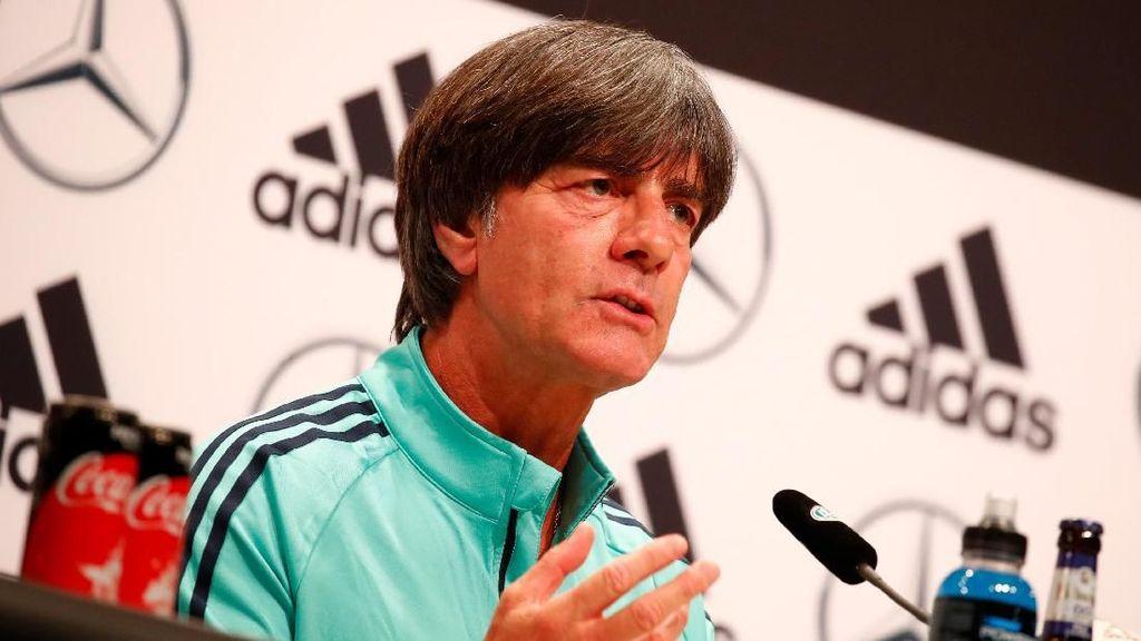 Loew: Status Juara Bertahan Jerman Bikin Lawan Lebih Ngotot