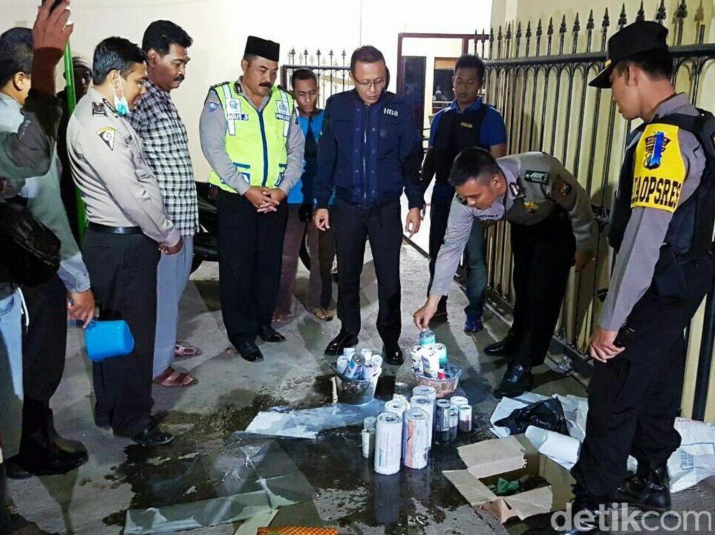 Tangkap Tiga Pembuat Petasan, Polisi Sita Bubuk Mesiu