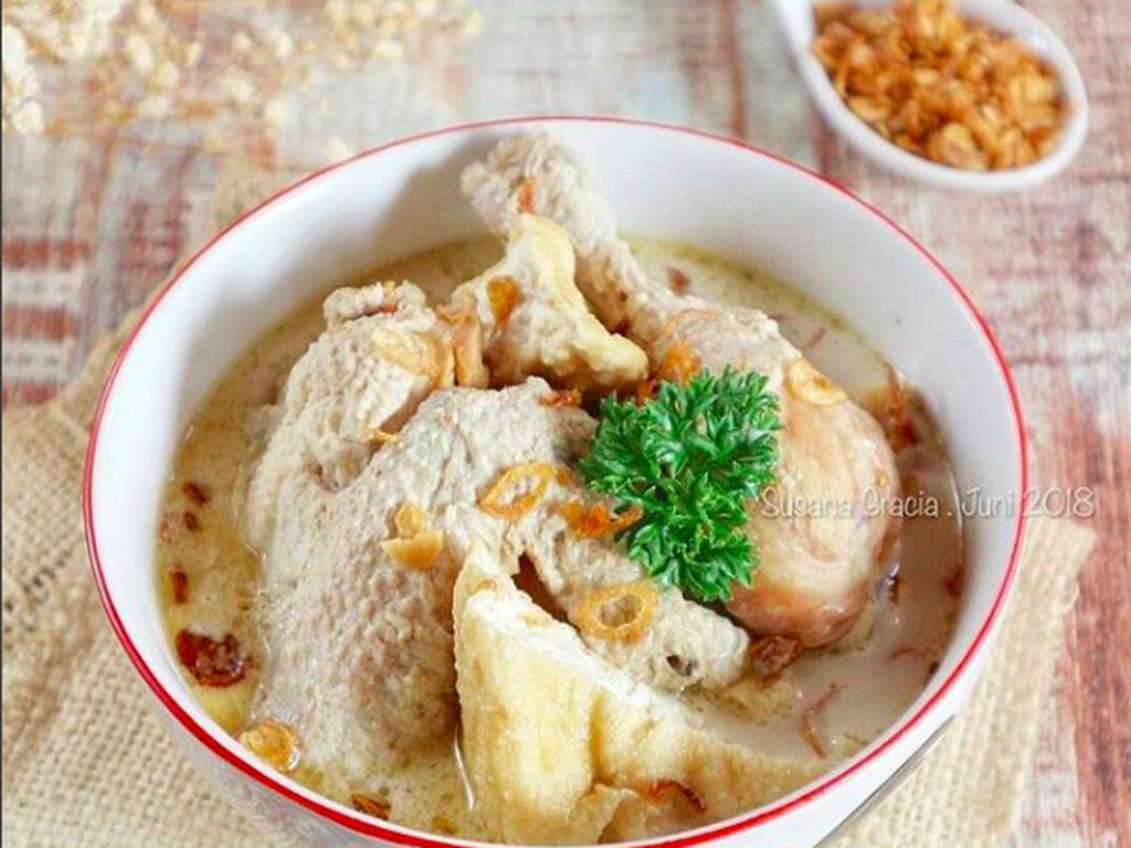 Selamat Lebaran! 10 Opor Ayam Pilihan Netizen Ini Siap Menemani Ketupat