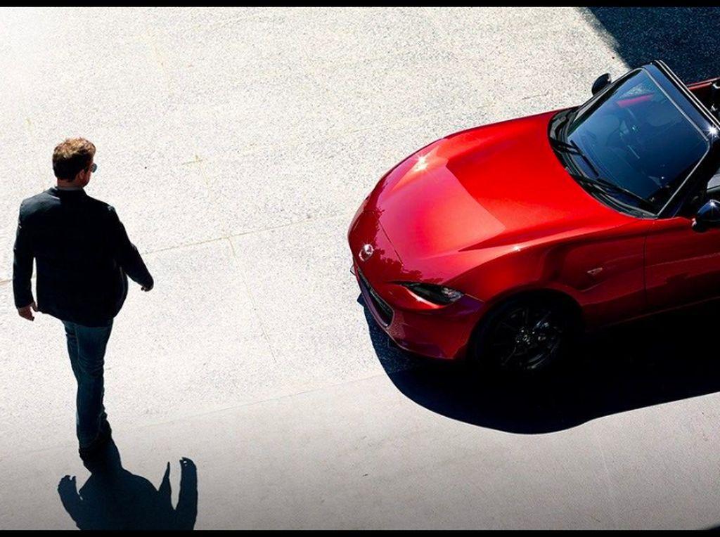 Mazda MX-5 Miata Terbaru, Bikin Tidak Bisa Buat Tidur