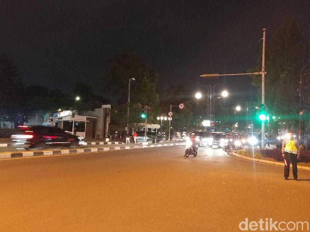 1.200 Aparat Kawal Malam Takbiran, Polisi: Bandung Kondusif