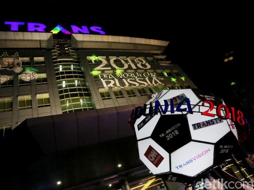Yuk, Nobar Seru 8 Besar Piala Dunia 2018 di Layar Raksasa Sunburst BSD