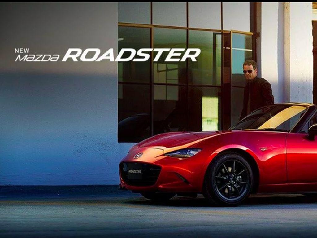 Si Cantik Mazda MX-5 Miata Terbaru Bakal Tebus 181 Hp