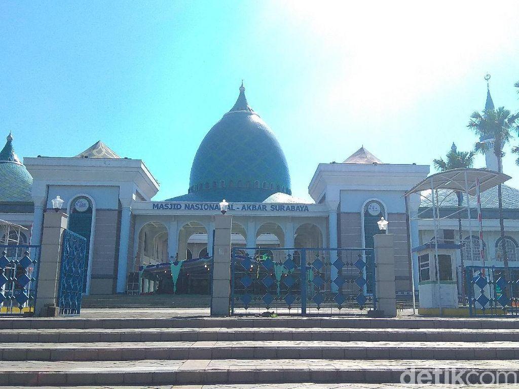 60 Ribu Jemaah akan Salat Ied di Masjid Al Akbar, Ini Persiapannya