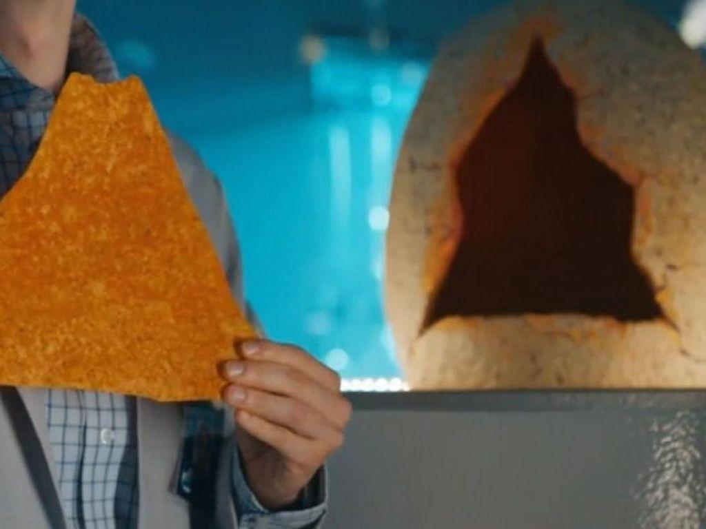 Ini Dia Doritos Jurassic yang Punya Ukuran Jumbo