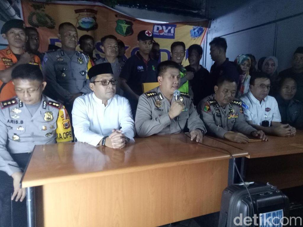 Kapal Tenggelam di Makassar Bukan untuk Angkut Penumpang
