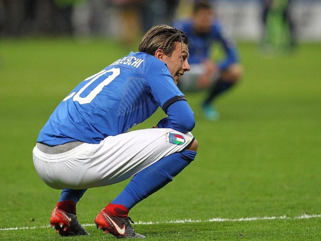 Sakit Rasanya Lihat Piala Dunia 2018 Tanpa Italia