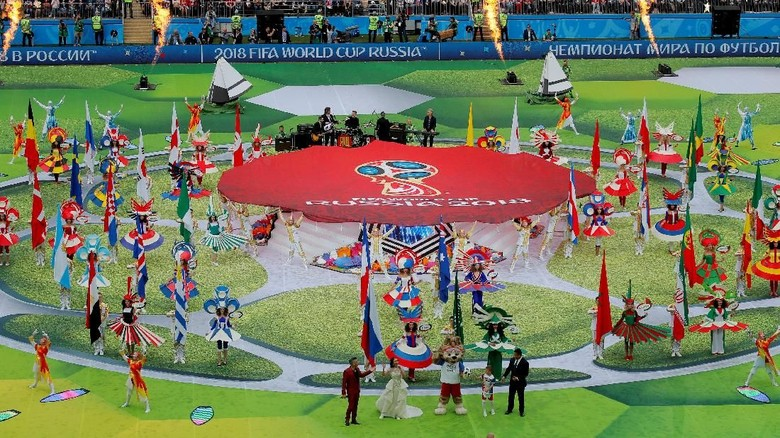 Priitt! Piala Dunia 2018 Resmi Digelar!