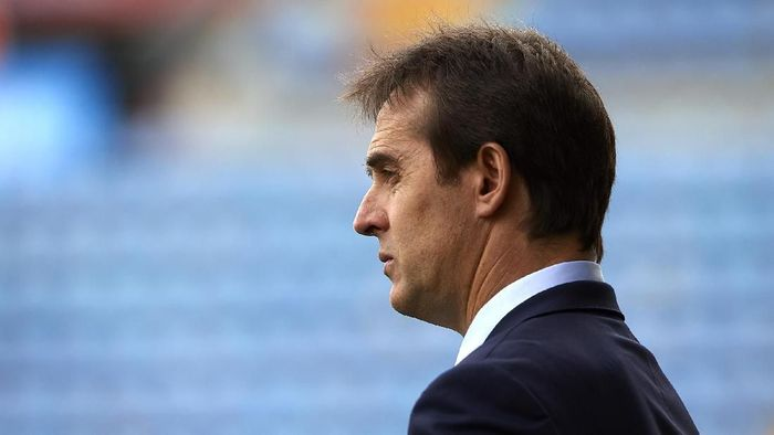 Pelatih Real Madrid, Julen Lopetegui. (Foto: Manuel Queimadelos Alonso/Getty Images)