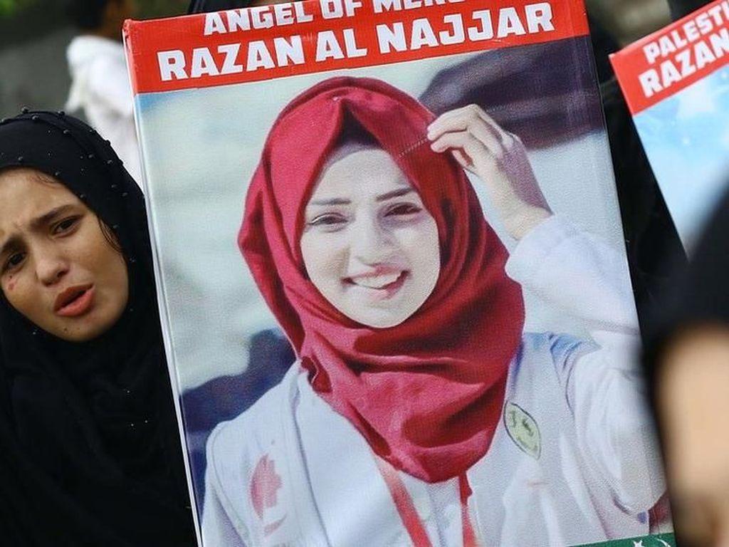 Baju Putih Razan al Najjar, Kode Penyelamat yang diabaikan Israel