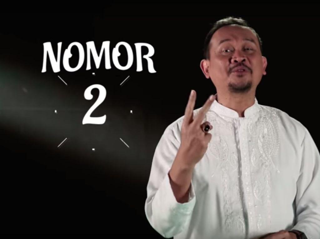 Timses Sudirman-Ida: Video Editan Cak Lontong Bukan Buatan Kami