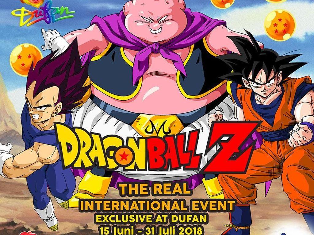 Libur Lebaran di Ancol, Bisa Nonton Atraksi Dragon Ball Z!