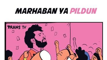 Usai Ramadan, Lanjut Piala Dunia