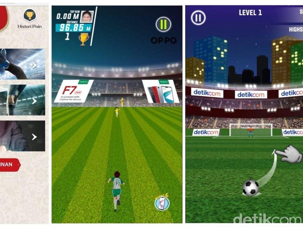 Main Game Piala Dunia Dapat Motor dan Smartphone, Mau?