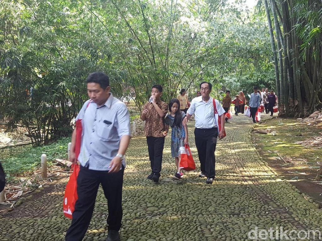 Warga Kecewa Tak Bisa Bertemu Jokowi