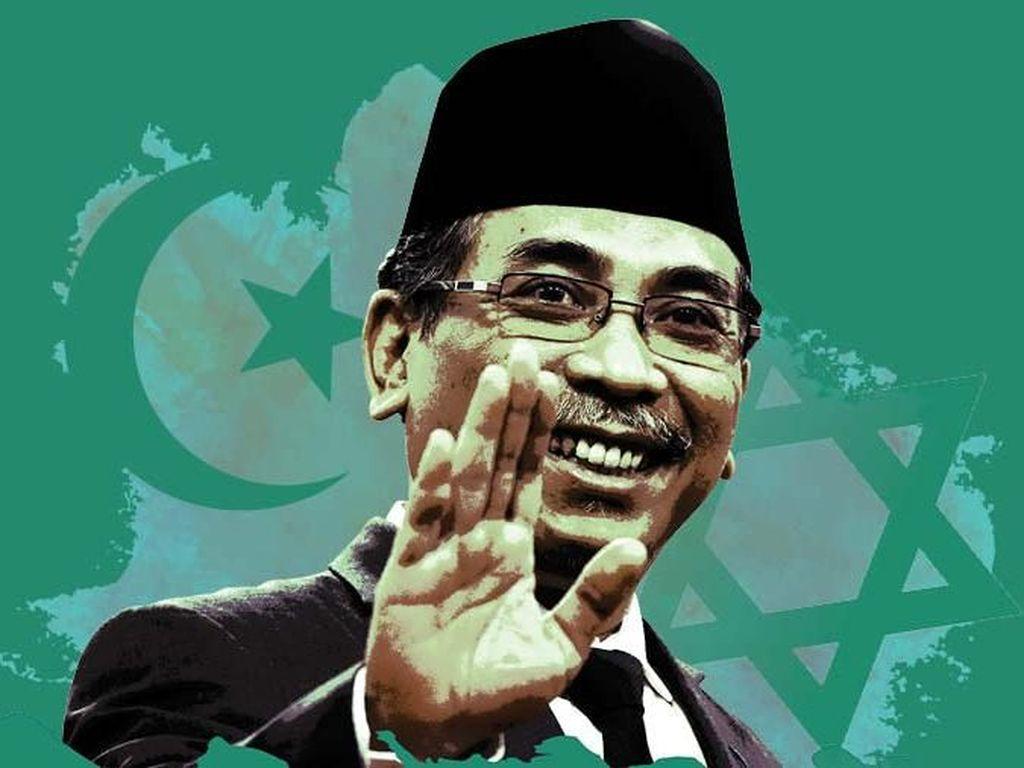 Tentang Yahya Cholil Staquf: Kiai Asal Rembang yang Jadi Kandidat Menag