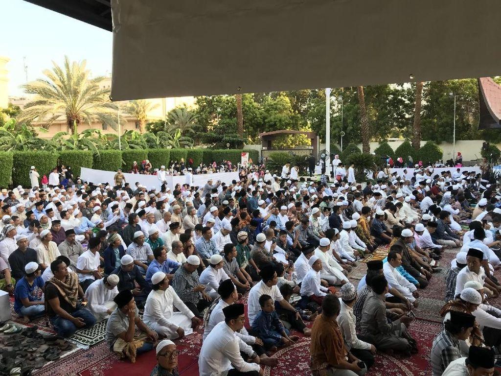 Ashal Yantu yang Sempat Viral Jadi Imam Salat Id di KJRI Jeddah