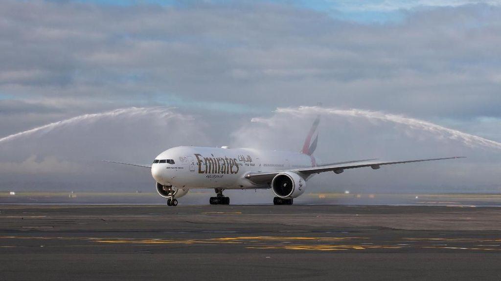 Emirates Resmikan Rute Bali-Auckland