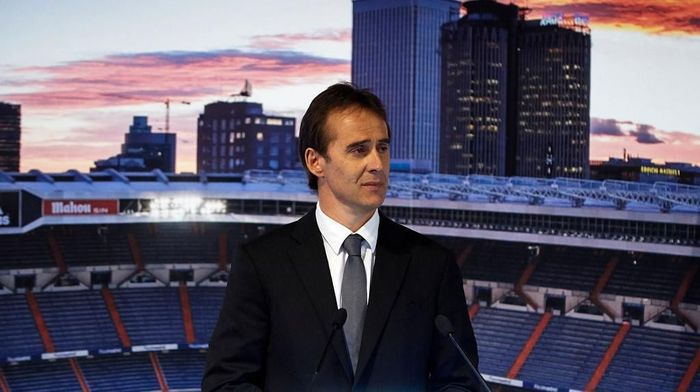 Pelatih Real Madrid, Julen Lopetegui. (Foto: Quality Sport Images/Getty Images)