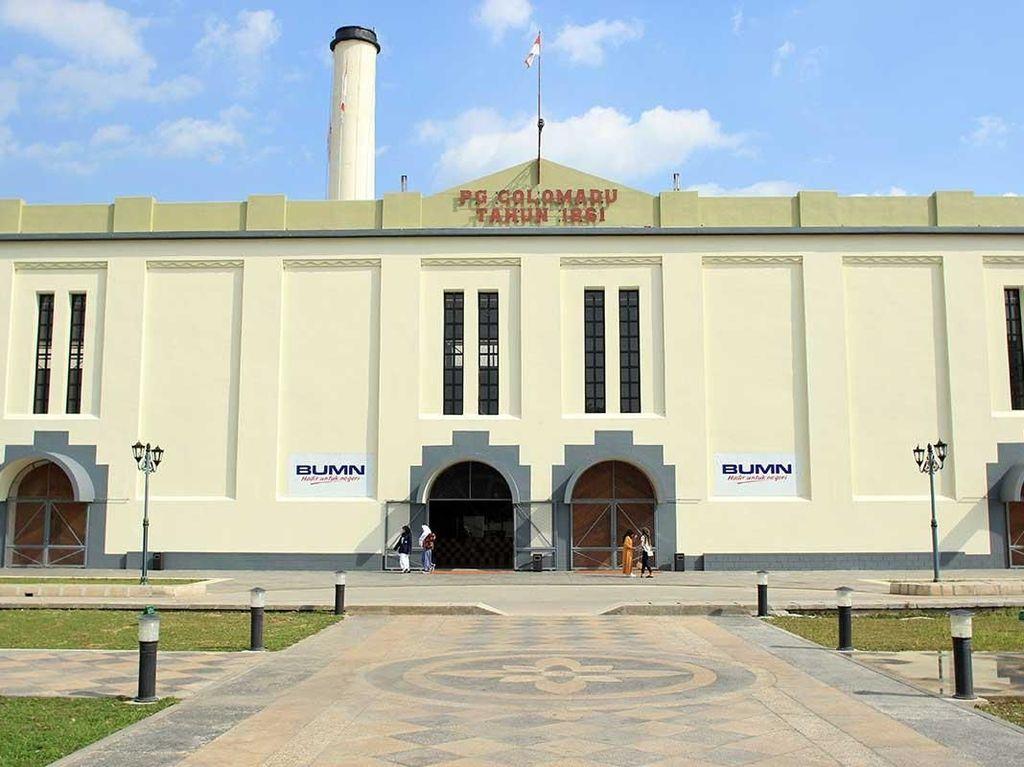 Melihat Pabrik Gula Jadul yang Disulap Jadi Museum Kekinian