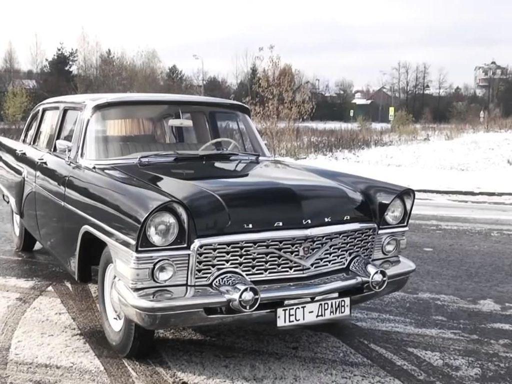 Mobil-mobil Buatan Russia Paling Ikonik
