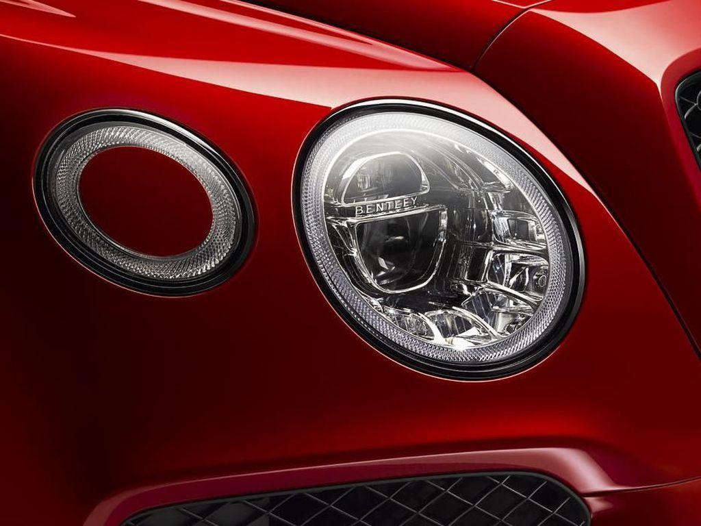 SUV Para Miliarder Bentley Bentayga V8 Hadir Juli 2018
