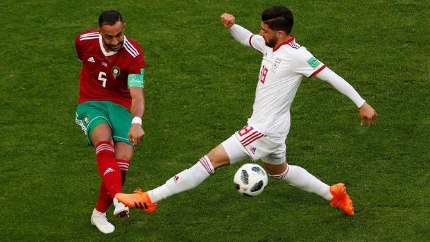 Maroko punya pemain yang berlaga di liga sepak bola Eropa seperti Medhi Benatia.
