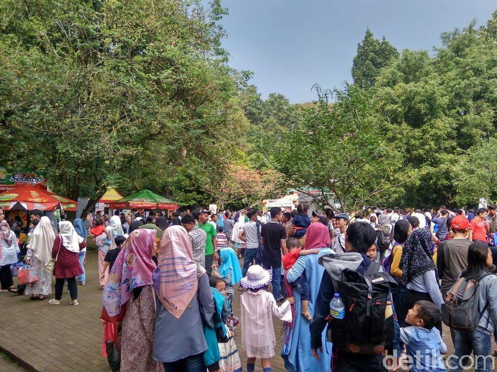 Bunbin Bandung Bidik 120 Ribu Pengunjung Selama Libur Lebaran