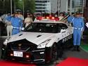 Warga Jepang Sumbangkan Nissan GT-R untuk Polisi