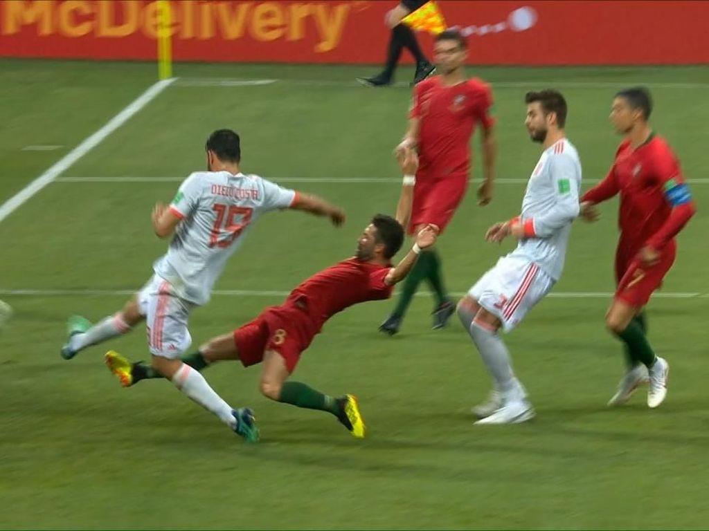 Highlights Full Time Portugal Vs Spanyol