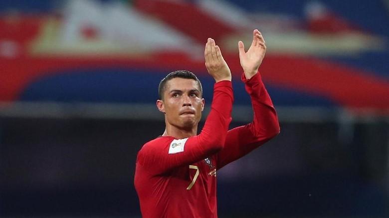 Penggelapan Pajak, Cristiano Ronaldo Terima Hukuman 2 Tahun Penjara