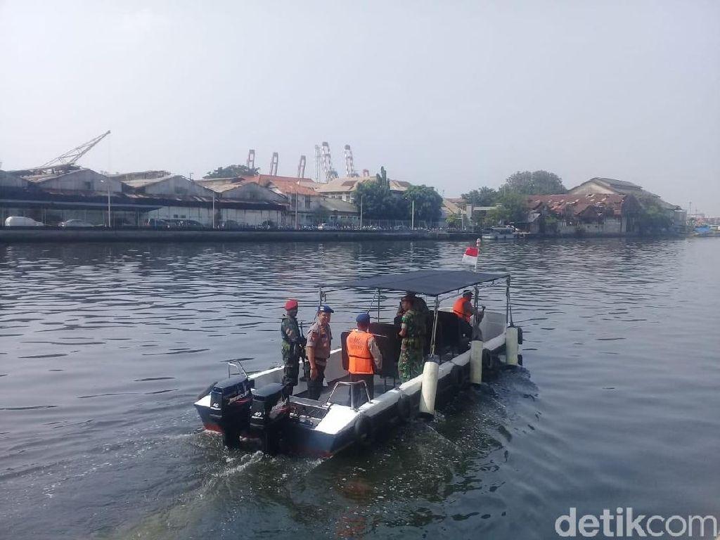 Belum Ditemukan, Pencarian Buaya di Tanjung Priok Dibagi Per Sektor
