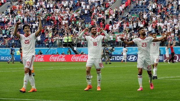 Timnas Iran patut waspada dengan kekuatan timnas Spanyol.