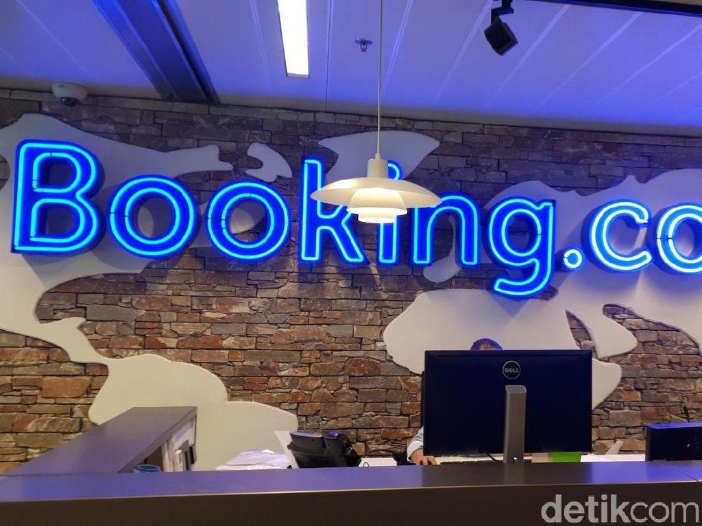 Booking.com PHK 4 Ribu Karyawan