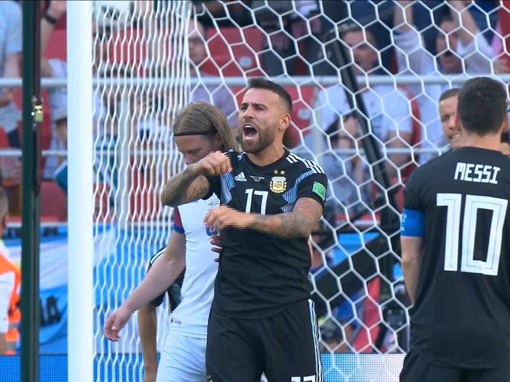 Highlights Full Time Argentina Vs Islandia