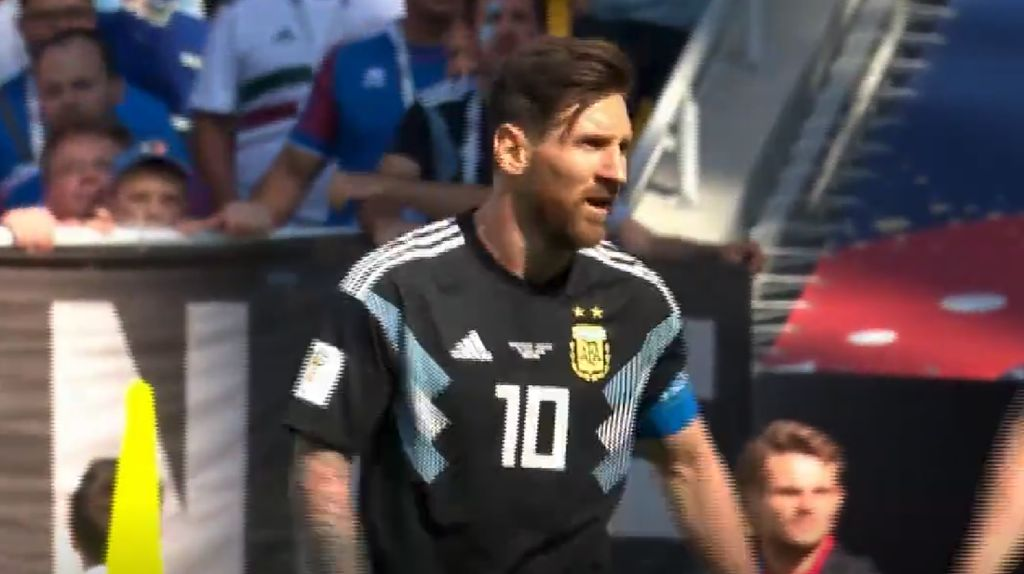 Highlight Babak I Argentina Vs Islandia