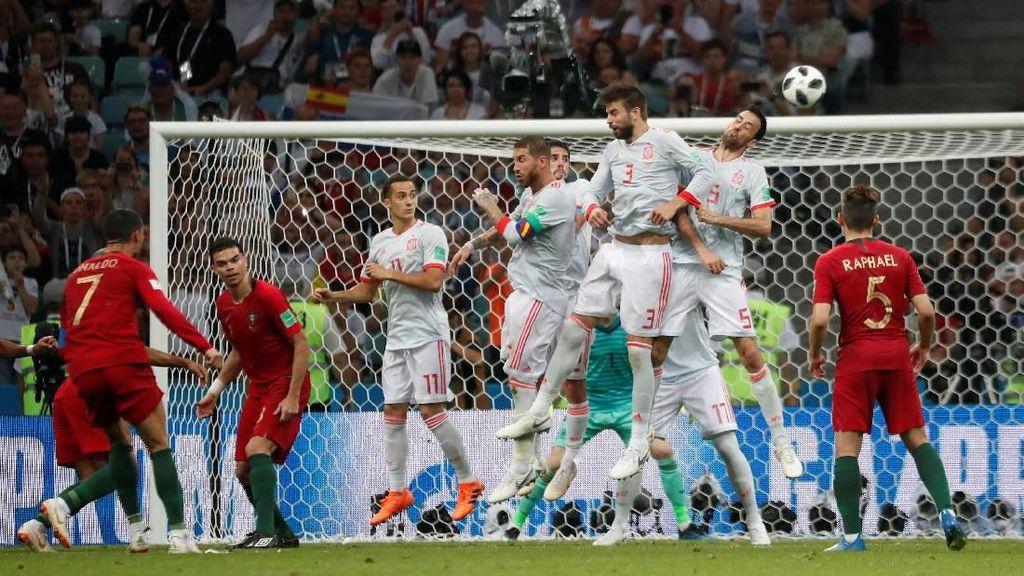 Video: 12 Gol Terbaik Fase Grup Piala Dunia Rusia