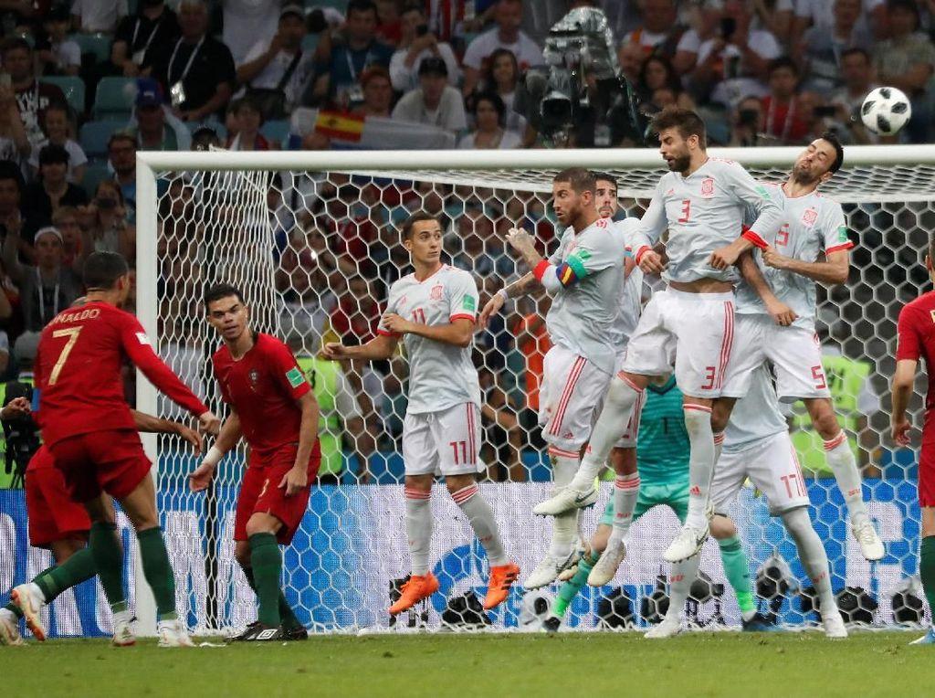 10 Momen Dramatis di Fase Grup Piala Dunia 2018