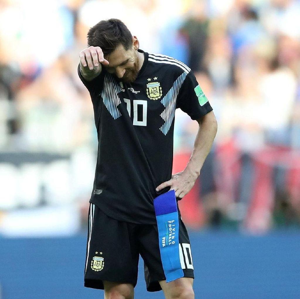 Kroasia Lebih Baik Dibanding Argentina, Kecuali Messi