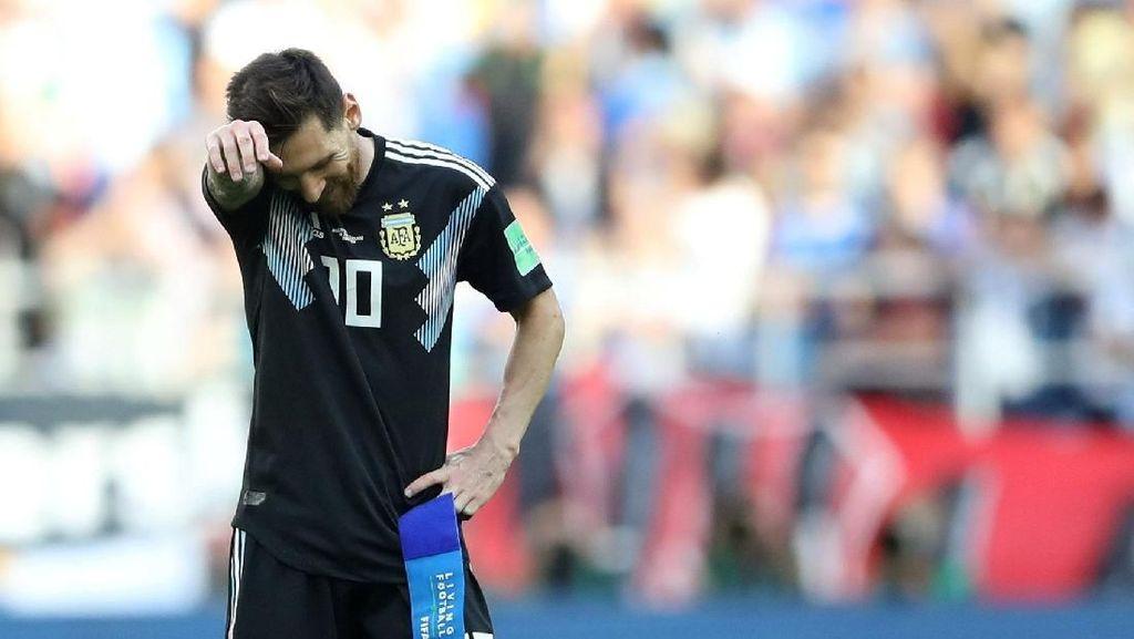 Ronaldo Vs Messi, Momen Sama Hasil Beda