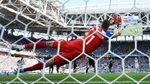 Eksekusi Penalti Messi dari Berbagai Angle Kamera
