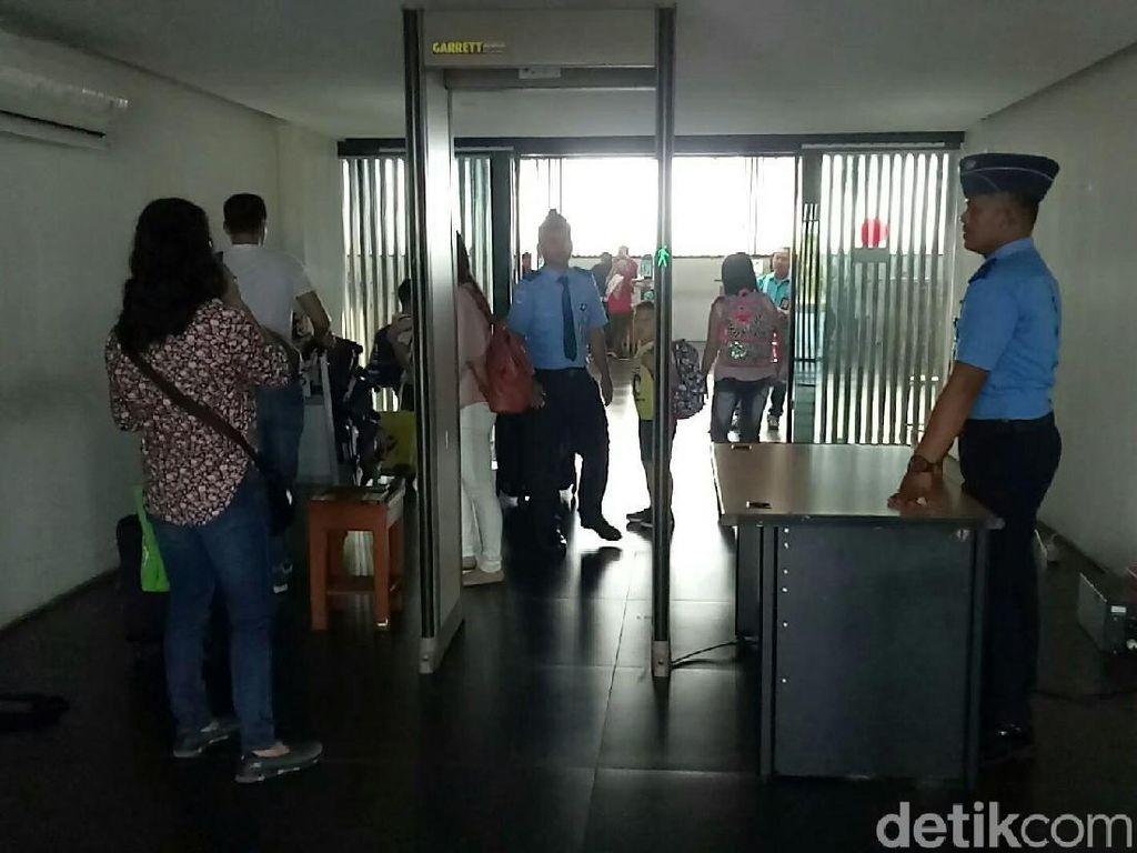 H+2, Arus Balik dari Bandara Banyuwangi Tembus 1.000 Penumpang