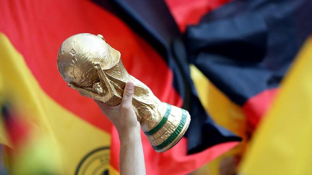 Live Report Piala Dunia 2018: Jerman Vs Meksiko