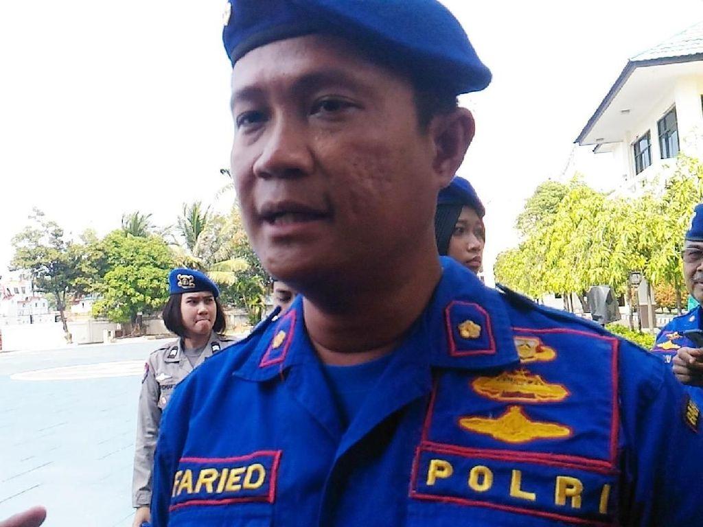 Polisi Minta Warga Lapor Keberadaan Buaya Tanjung Priok ke 110