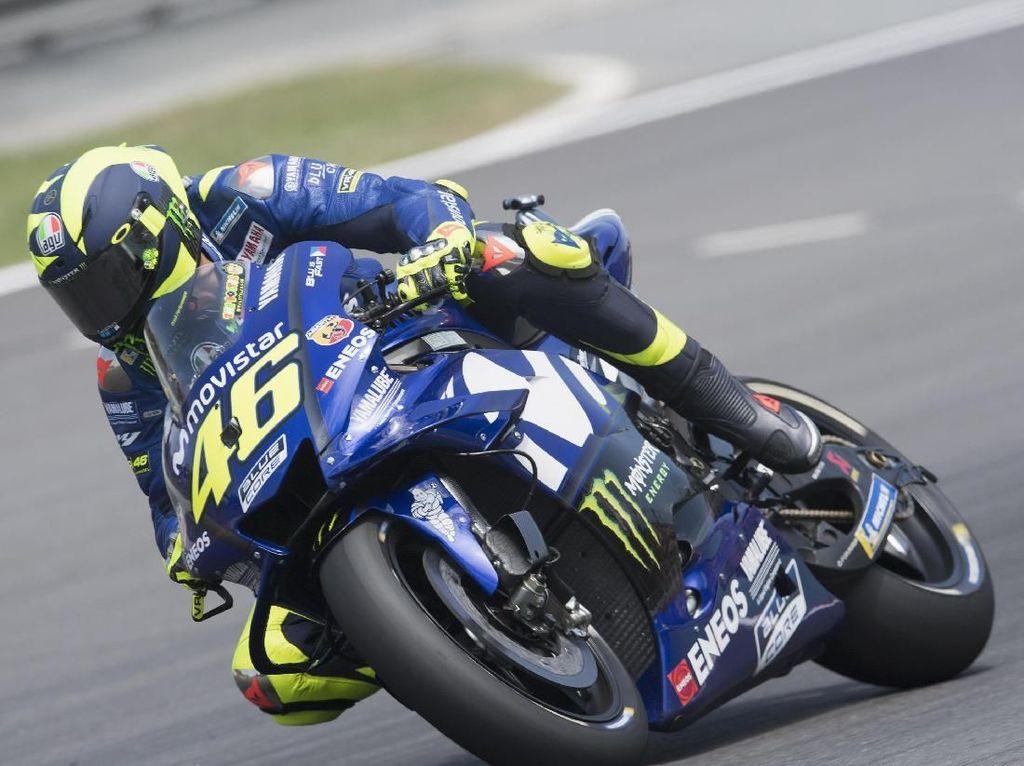 Hasil Kualifikasi yang Tidak Sesuai Target Rossi