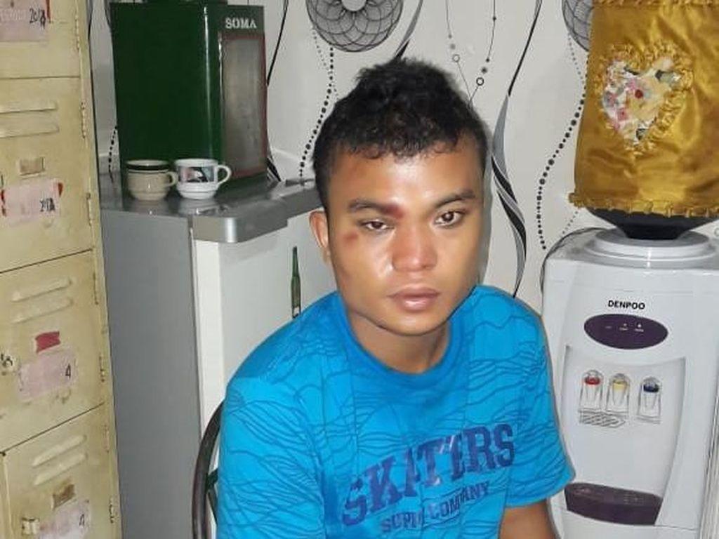 Pria Ini Tega Jambret Kalung Bocah yang Hendak ke Ancol