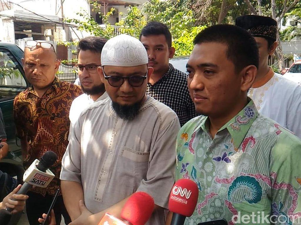 Kunjungi Novel, Pegawai KPK Ingatkan Kembali Presiden Soal TGPF
