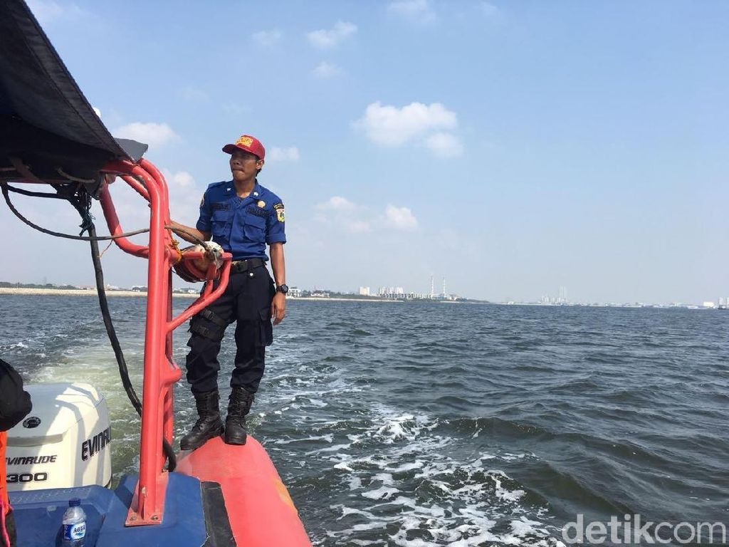 2 Jam Mencari hingga ke Pantai Ancol, Damkar Belum Temukan Buaya